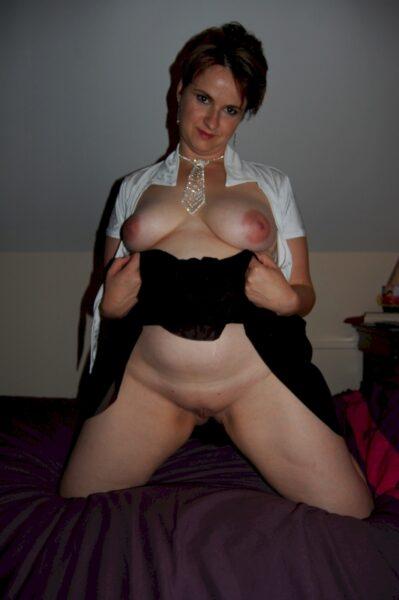 Femme mature soumise pour mec domi de temps à autre libre